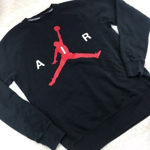 Nike Men's Air Jordan Jumpman Crewneck Sweatshirt